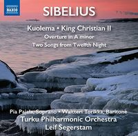 Turku Philharmonic Orchestra - Orchestral Works
