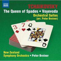 Peter Breiner - Queen Of Spades - Suite / Voyevoda - Suite