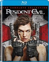 Milla Jovovich - Resident Evil: The Complete Collection
