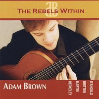 Adam Brown - Rebels Within