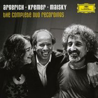 Martha Argerich - Complete Duo Recordings