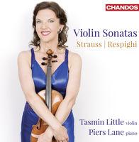 Piers Lane - Violin Sonatas