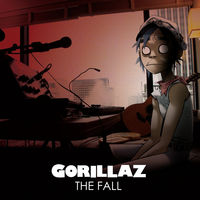 Gorillaz - The Fall [LP]