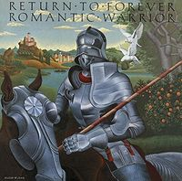 Return To Forever - Romantic Warrior (Jpn)