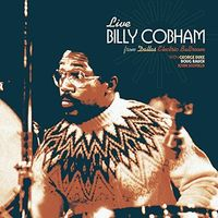 Billy Cobham - Live Electric Ballroom In Dallas, Texas 1975