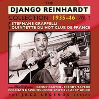 Django Reinhardt - Collection 1935-46 Vol. 2