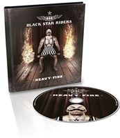Black Star Riders - Heavy Fire [Import]