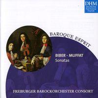 Freiburger Barockorchester - Biber, Muffat: Sonatas
