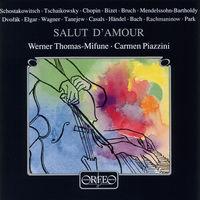 Carmen Piazzini - Salut D'amour / Various