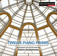 Tanya Ekanayaka - 12 Piano Prisms