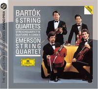 Emerson String Quartet - 6 String Quartets