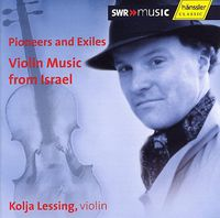 KOLJA LESSING - Four Pieces For Orchestra