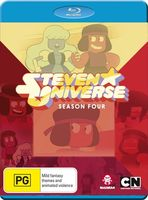 Steven Universe - Steven Universe: Season Four [Import]
