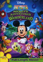 Wayne Allwine - Mickey's Adventures in Wonderland