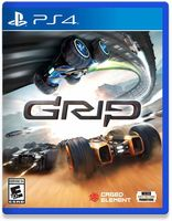 - Grip: Combat Racing for PlayStation 4