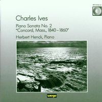 Ives - Piano Sonata No.2.