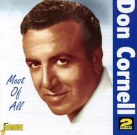 Don Cornell - Most Of All [Import]