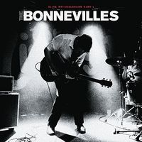 The Bonnevilles - Arrow Pierce My Heart [LP]