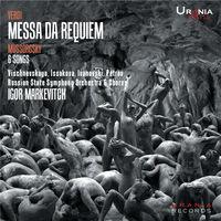 Igor Markevitch - Messa Da Requiem