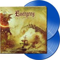 Evergrey - Atlantic (Blue Vinyl) (Blue) (Gate) [Limited Edition]