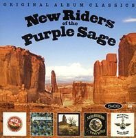 New Riders Of The Purple Sage - Original Album Classics (Hol)