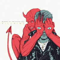 Queens Of The Stone Age - Villains [Deluxe 2LP]