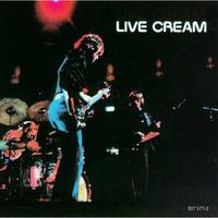 Cream - Live Cream [Vinyl]