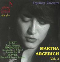 Martha Argerich - Martha Argerich Vol 2
