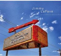 Jimmy Lafave - Depending On The Distance [Digipak] [Indie Only]