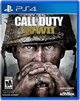Call of Duty WWII Ps4 - Call of Duty: WWII for PlayStation 4