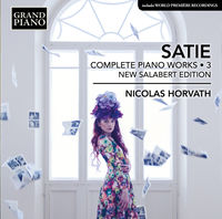 Nicolas Horvath - Complete Piano Works 3