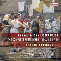 Claudi Arimany - Franz & Carl Doppler: Complete Flute Music Vol2/10