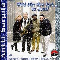 Rossano Sportiello - We'd Like New York...In June!
