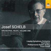 Paul Mann - Schelb: Orchestral Music, Vol. 1