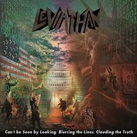 Leviathan - Can't Be Seen By Looking: Blurring Lines Clouding