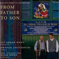 Ali Akbar Khan - From Father To Son