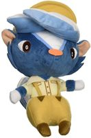 "Animal Crossing - Little Buddy Animal Crossing Kicks 7"" Plush"