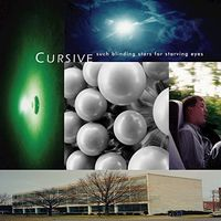Cursive - Such Blinding Stars For Starving Eyes [Blue LP]