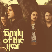 Family of the Year - Family Of The Year [Transparent Green Vinyl]
