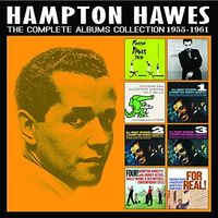 Hampton Hawes - Complete Albums Collection 1955-1961