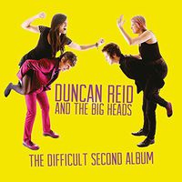Duncan Reid - Difficult Second Album (Dig)