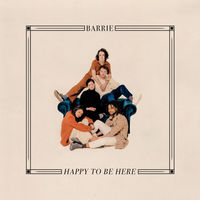 Barrie - Happy To Be Here [Indie Exclusive Limited Edition Cherry Red LP]