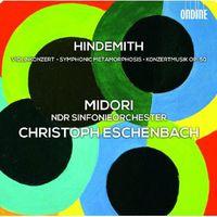 Christoph Eschenbach - Violinkonzert / Symphonic Metamorphosis