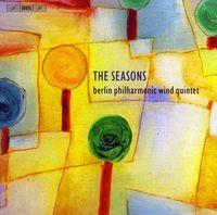 Berlin Philharmonic Wind Quintet - Seasons: 20th Century Music For Wind Quintet