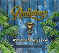 Radiators - Welcome To The Monkey House