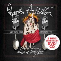 Jane's Addiction - Jane's Addiction - Alive At Twenty Five [DVD + CD]