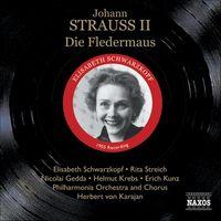 J. STRAUSS - Fledermaus Die