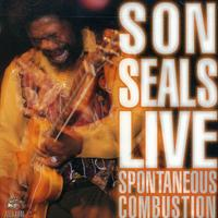 Son Seals - Spontaneous Combustion
