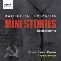 Simon Callow - Mini Stories: Based on the Writings of Daniil