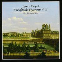 Pleyel Quartett Koln - Prussian Quartets 4-6